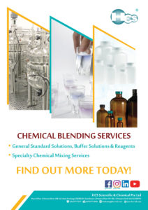 Chemical blending services
