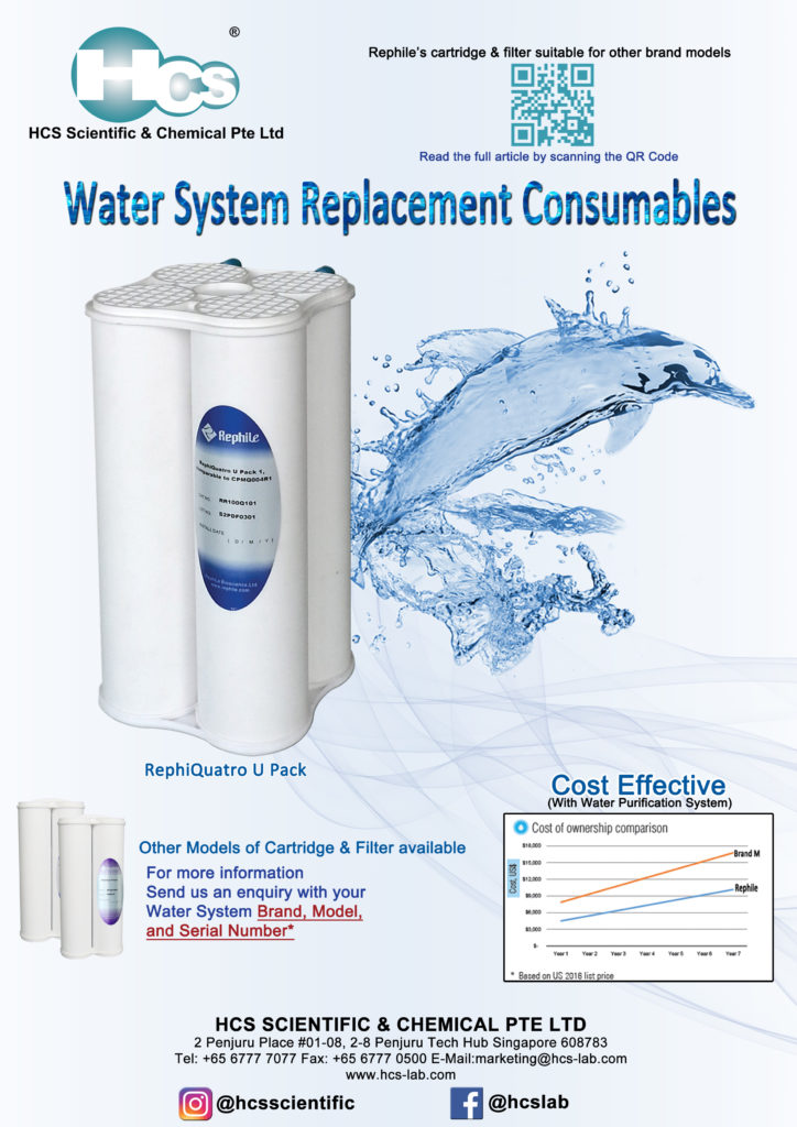 Rephile Water System Replacement Consumables