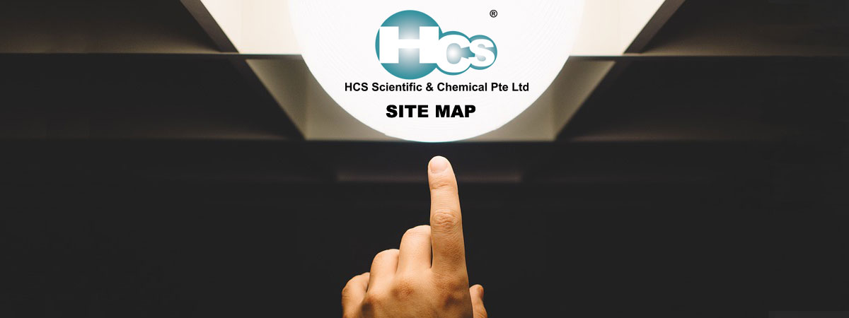 Site map of HCS