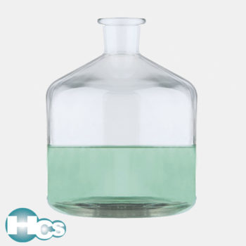 Isolab Clear Bottle for Burette