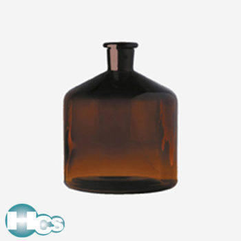 Isolab Amber Bottle for Burette