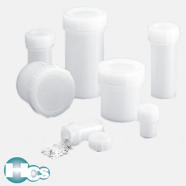 Kartell HDPE Screw Cap Containers