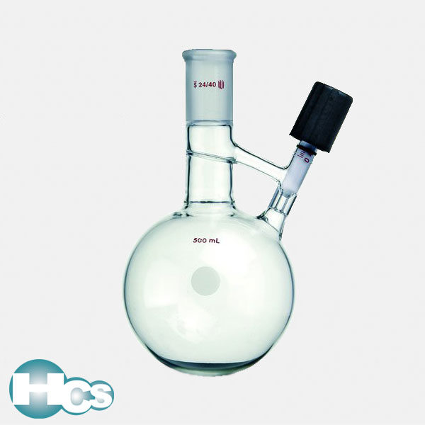 Synthware Solvent Transfer storage flask