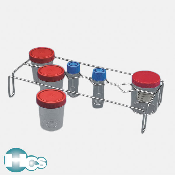 Kartell Stainless Steel Safety Box Rack