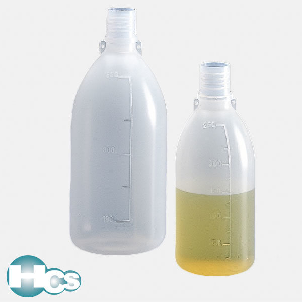 Kartell Narrow NEck graduated bottles without cap