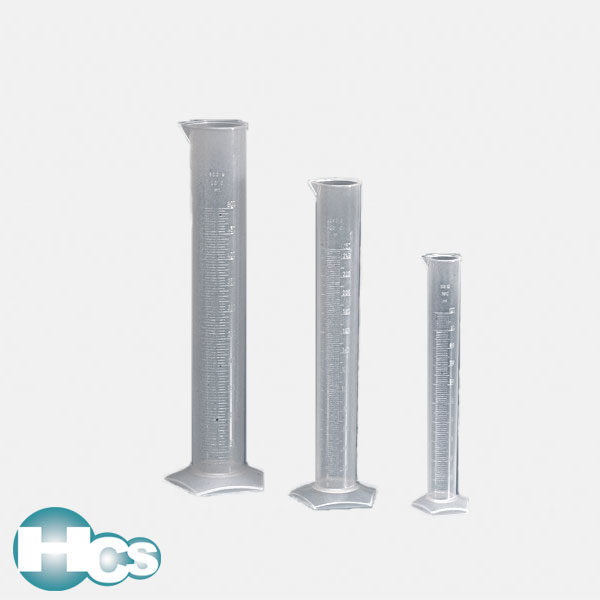 Kartell Tall Form Graduated Measuring Cylinders Class B