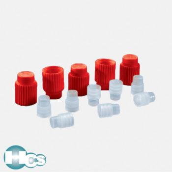 Kartell PE Stoppers for disposable Test Tubes