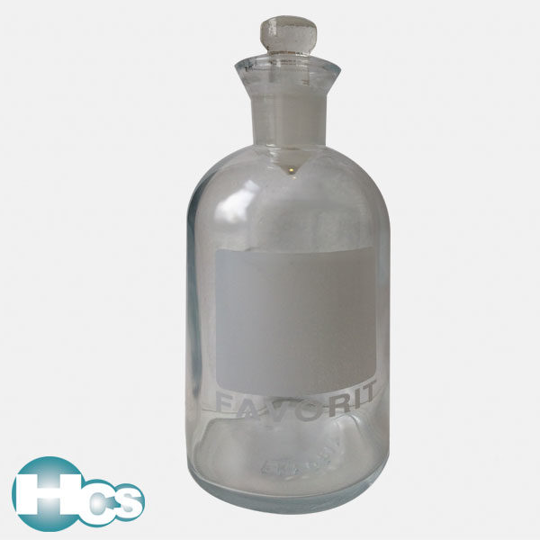 Favorit BOD Bottle with glass robotic stopper